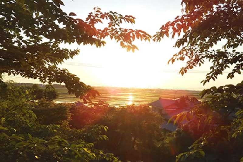 旦飯野神社からの眺め02